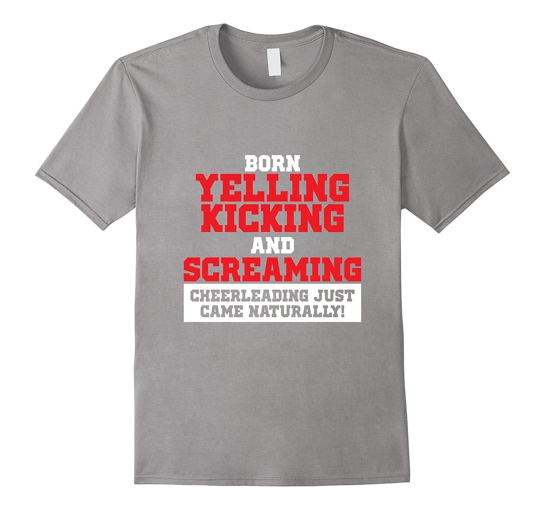 Funny Cheerleading Shirt for Girls | Cheerleading Tee-fa