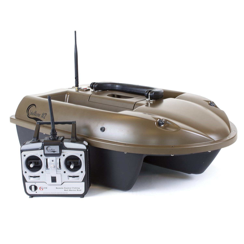 Futterboot Lakemaster M2 Details