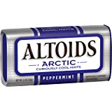 Altoids Arctic Peppermint Sugarfree Mints Single Pack, 1.2 ounce