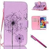 Galaxy S5 mini Case, Firefish Stand Flip Folio