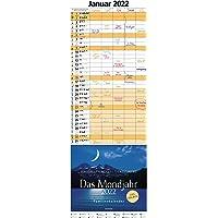 Das Mondjahr 2022: Familienkalender - Mit Fotos von Gerhard Eisenschink - Das Original