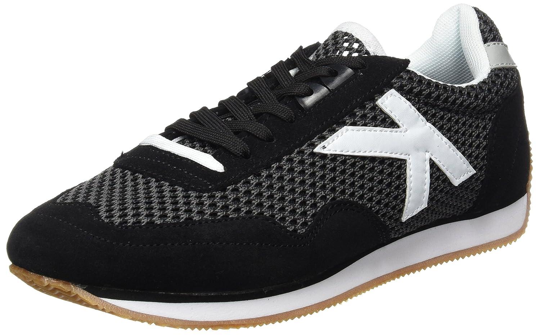 Kelme Passion Mesh, Zapatillas para Mujer 38 EU|Negro (Black / Blanco)
