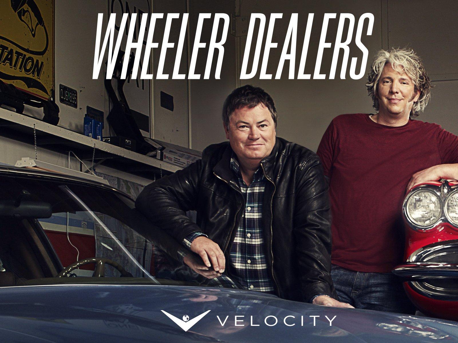 watch wheeler dealers season 14 online free