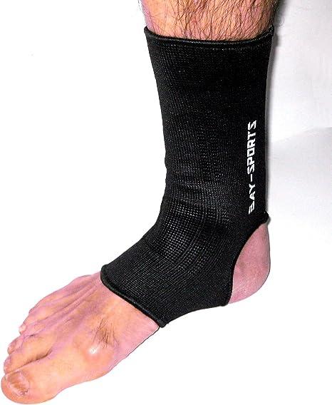 BAY Sports UNI 2x Sprunggelenkbandage Fuss Knöchel Bandage Paar Sprunggelenk Fuß