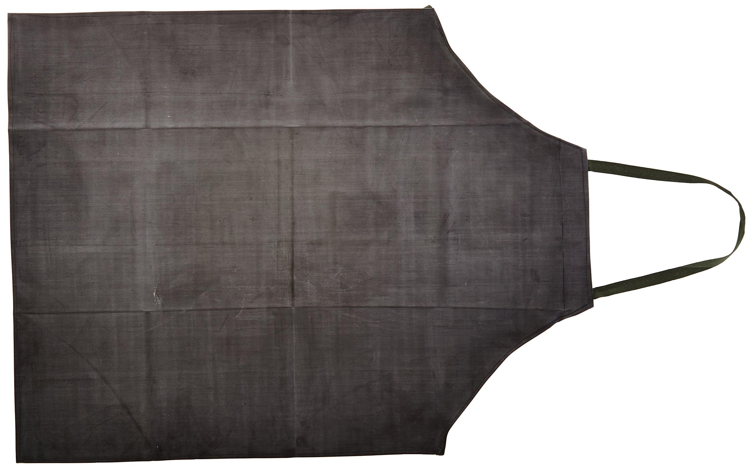 United Scientific LBAP03 PVC-Coated Heavy Duty Laboratory Apron, 42'' Tall, 36'' Wide