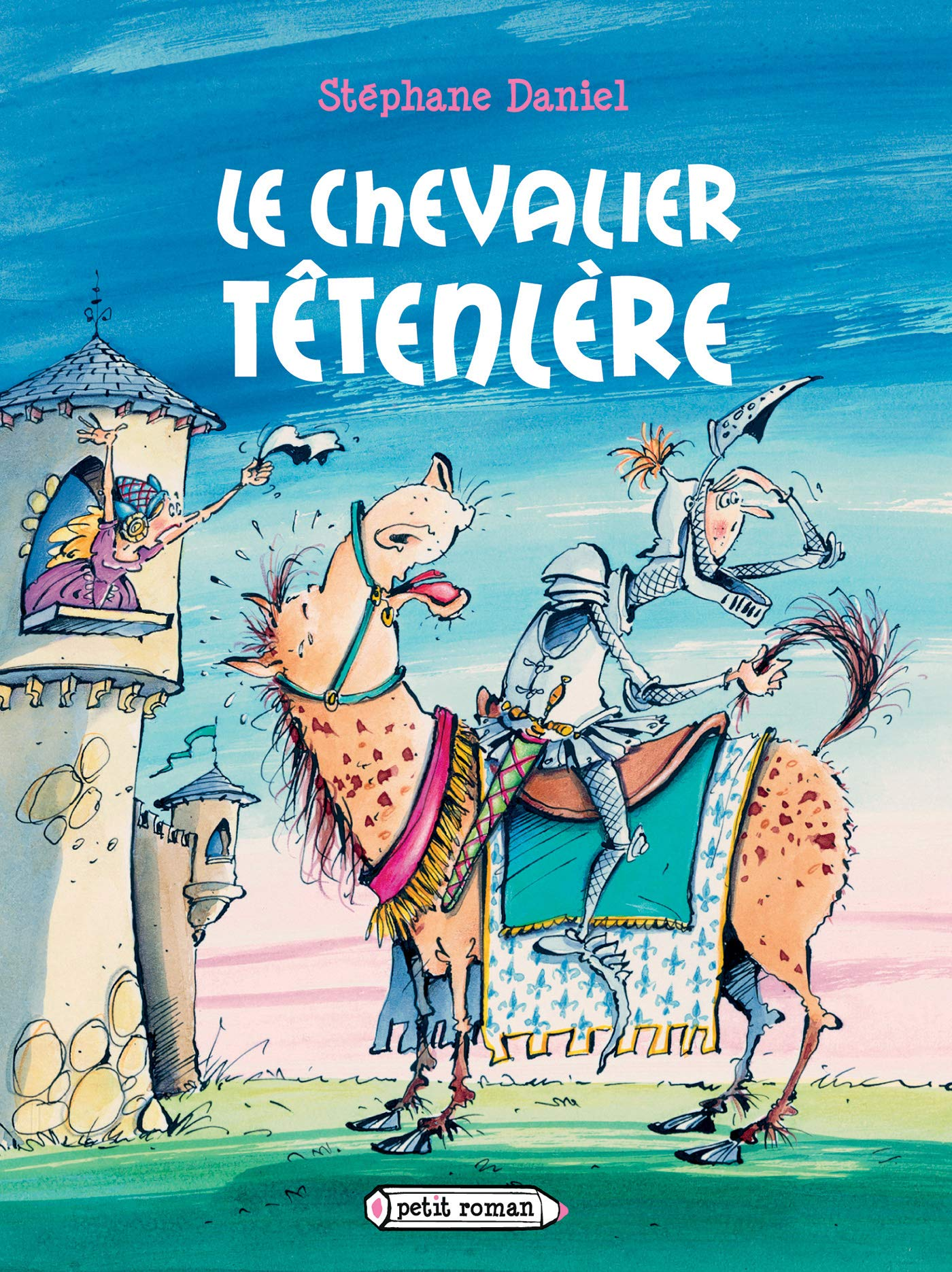 Amazon Fr Le Chevalier Tetenlere Daniel Stephane Livres