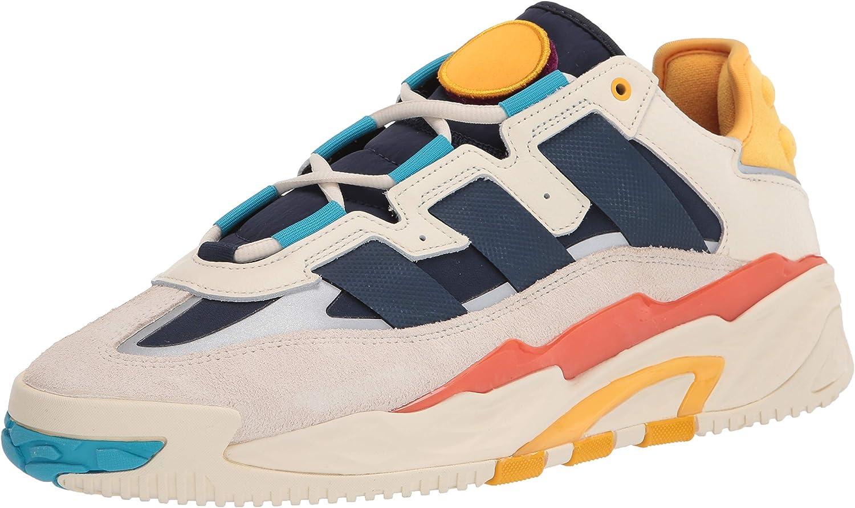 Persona a cargo del juego deportivo Espacioso tanto  Amazon.com | adidas Originals Men's Niteball Sneaker | Fashion Sneakers