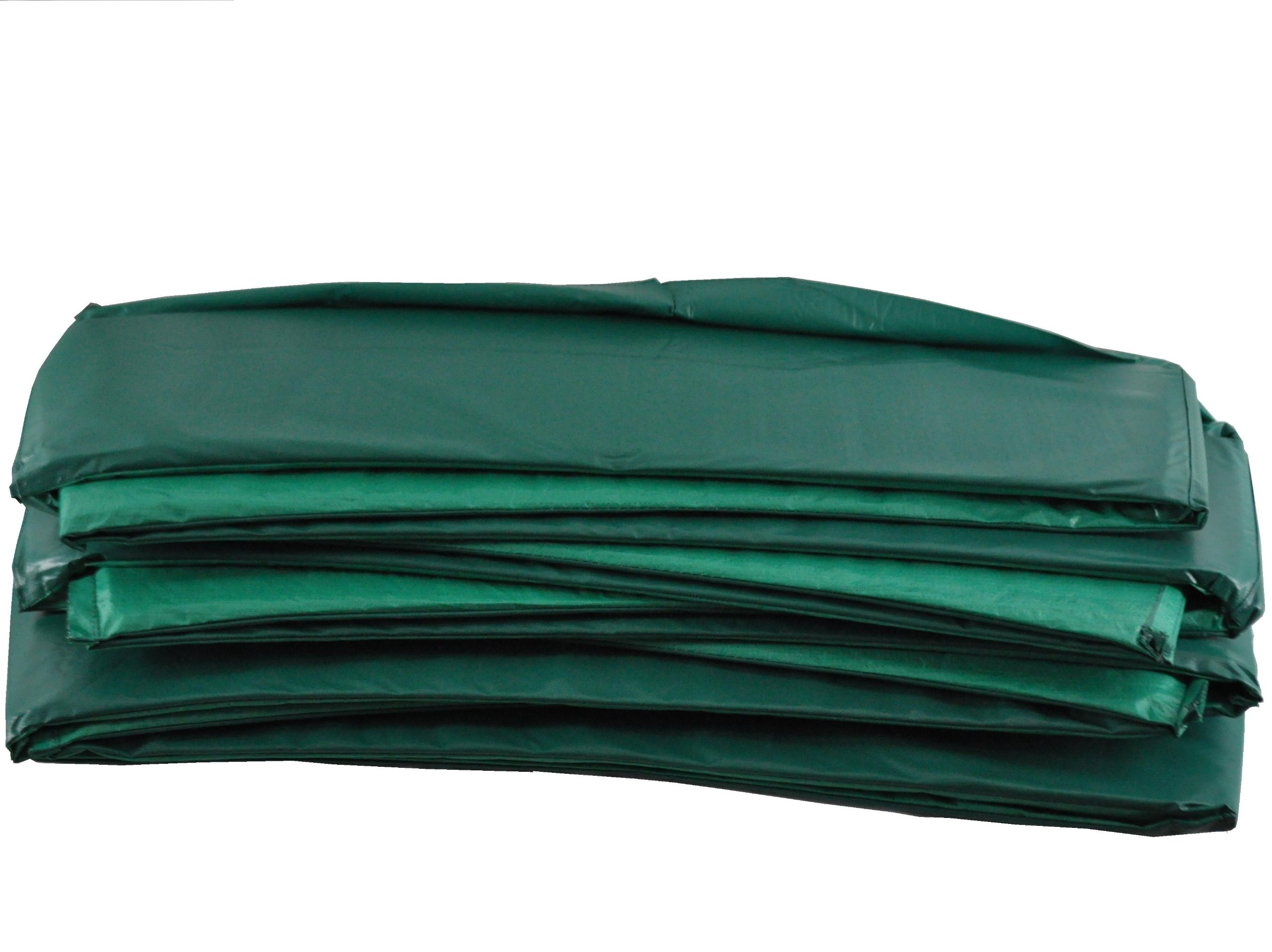 Upper Bounce Super Trampoline Safety Pad (Spring Cover) Fits for 14-Feet Round 10-Inch Wide Trampoline Frames, Green by Upper Bounce (Image #3)
