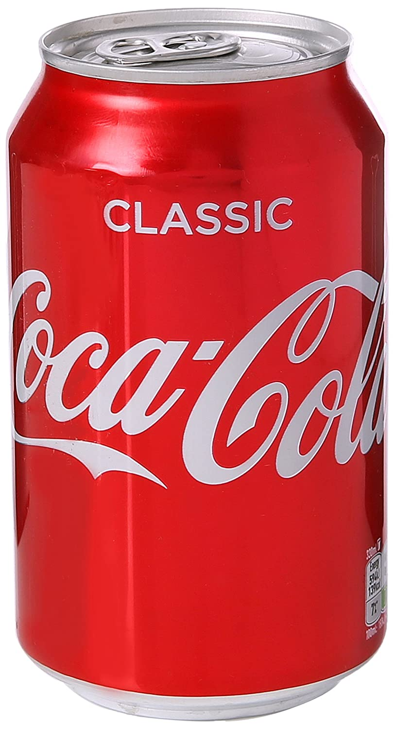 Coca Cola Can 330 ml (Pack of ...