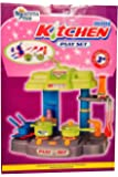 Toyshine Kitchen Top Playing Kitchen Set, Accessories, Non-toxic