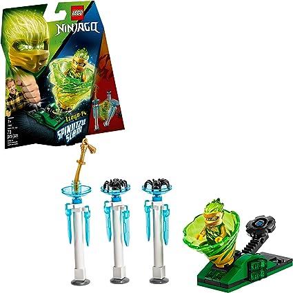LEGO NINJAGO Spinjitzu Slam - Lloyd 70681 Building Kit, New 2019 (70 Pieces)