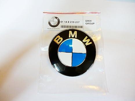Haocc Loud 74mm Bmw 2 Pin Replacement Badge Emblem Logo For Bmw E46