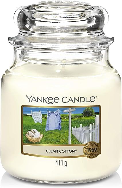 Yankee Candle bougie jarre moyenne parfum/ée,