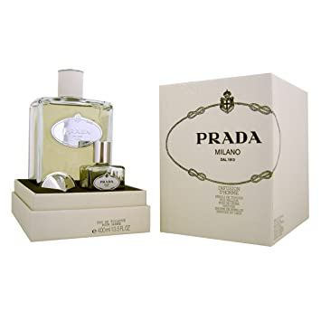 PRADA INFUSION D HOMME by Prada EDT 13.5 OZ (UNBOXED) AND EMPTY BOTTLE 8f7f051a544