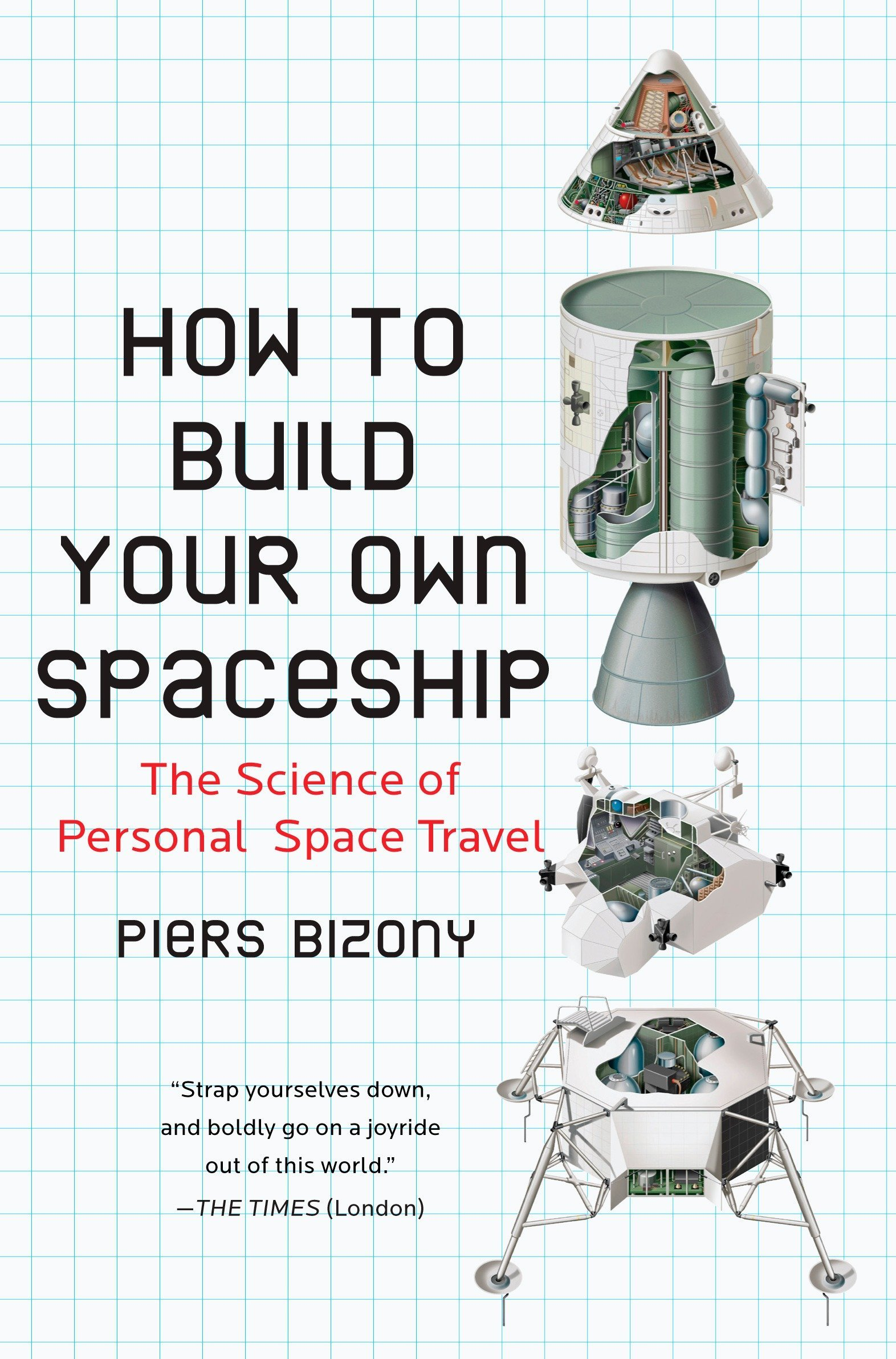 How to build your own spaceship