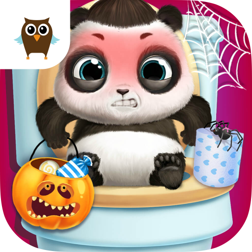 Panda Lu Baby Bear Care 2 - Babysitting & (Feed The Animals Games)