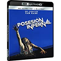 Posesión Infernal (1981) (4K UHD + BD) [Blu-ray]