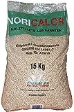 Pellet NORICALOR di 100% abete sacchi da 15 kg certificato EN-PLUS