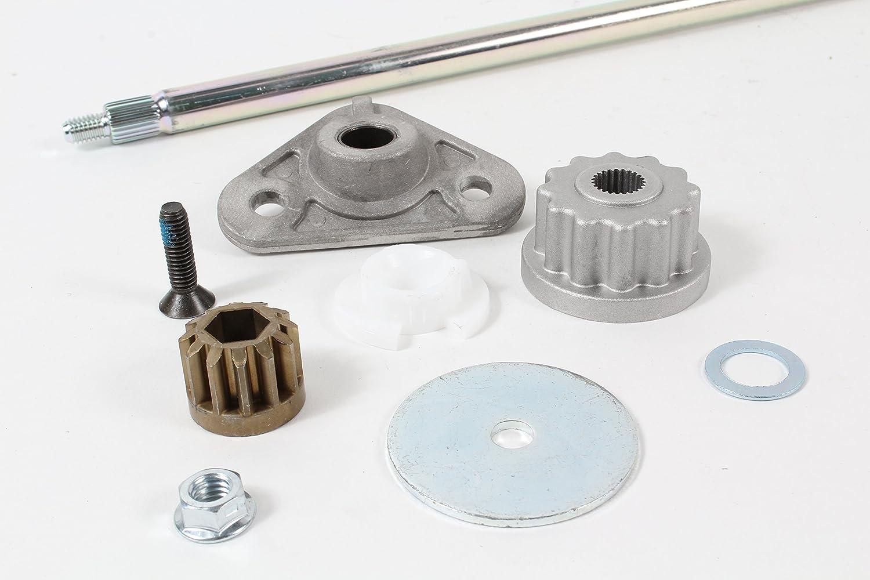 587738906 Steering Shaft Pinion Gear fits Husqvarna Craftsman Poulan Weedeater