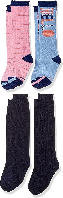 Stride Rite Girls 8-Pack Socks