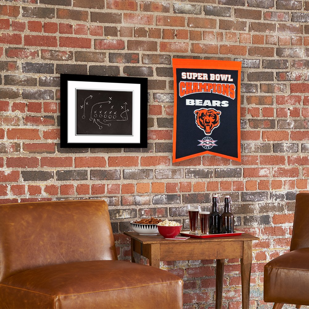 Amazon.com : NFL Chicago Bears Super Bowl Champions Banner : Sports & Outdoors