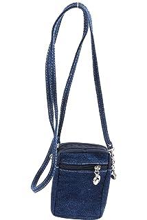 Buy Denim Jeans sling bag side bag for girls Online at Low Prices ...
