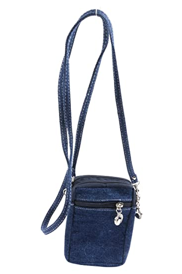 Buy Bagathon India Women's Sling Bag (Blue, 38Qjsb009000) Online ...