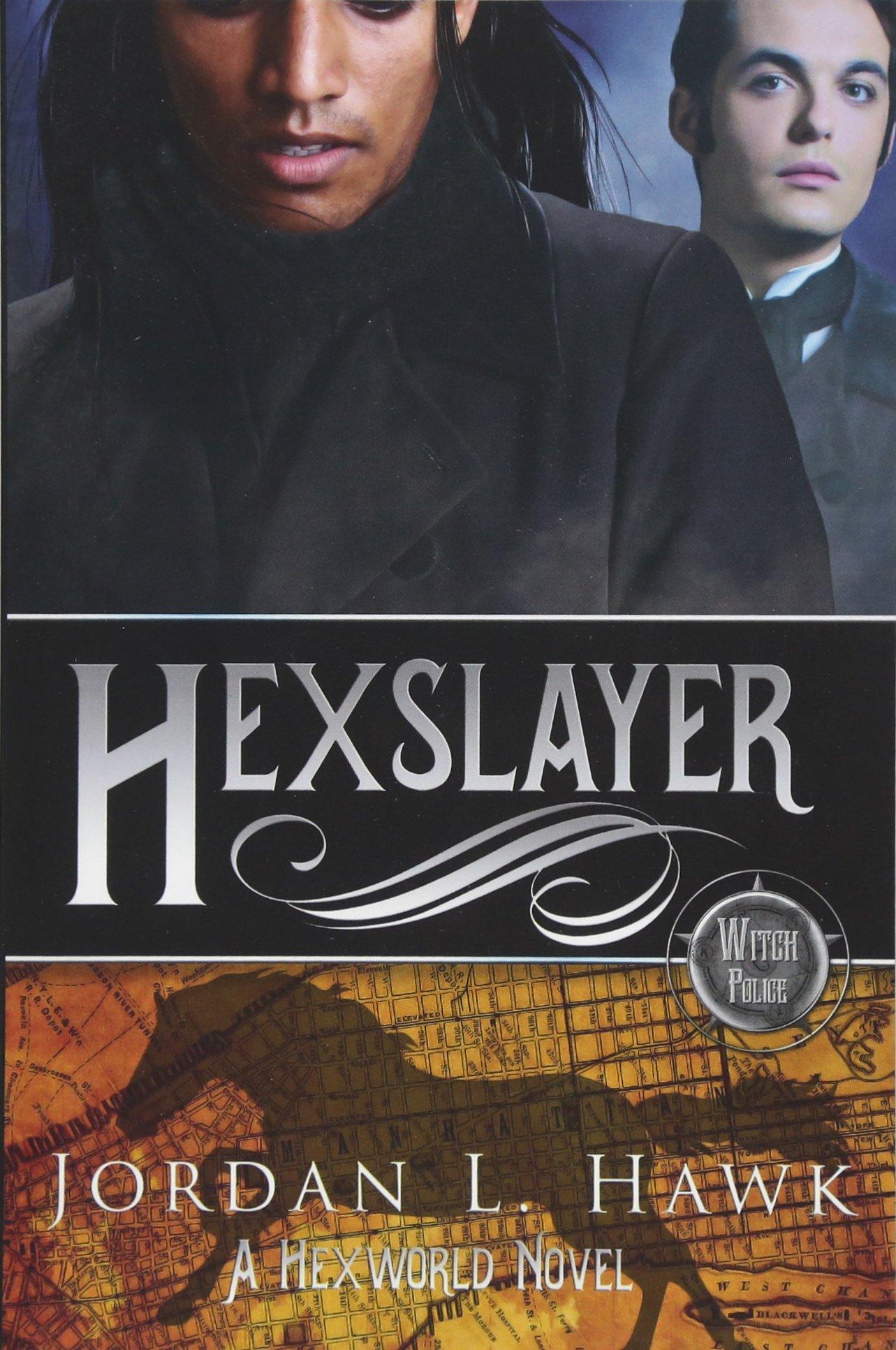 Read Online Hexslayer (Hexworld) (Volume 3) pdf