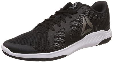 0b5e44778c8 Reebok Men s Everchill Tr 2.0 Black White Pewter Multisport Training Shoes  - 6 UK