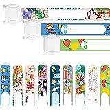 Lot de 3 bracelets d'urgence SOS pour enfantBracelet imperméableet réutilisable