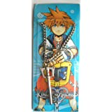 Kingdom Hearts Key Blade Metal Charm Necklace #1