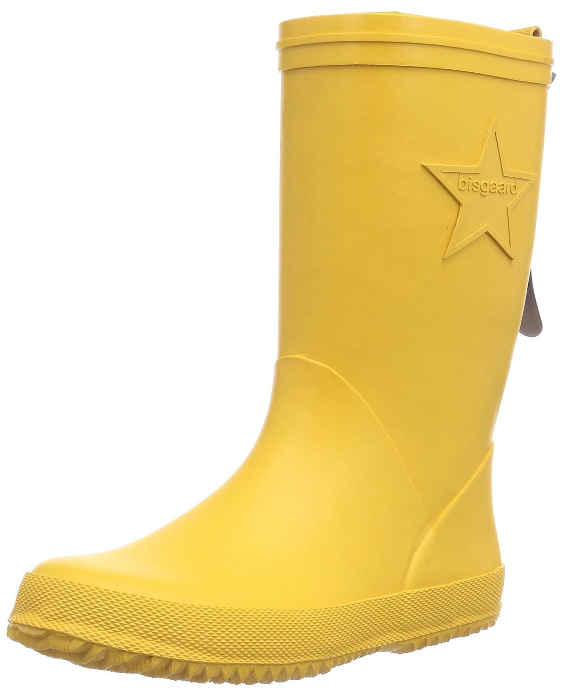 TALLA 35 EU. Bisgaard Rain Boot Star - Botas de Agua Unisex bebé