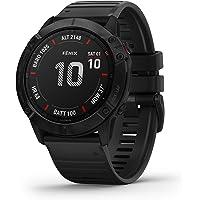 Garmin Fenix 6X Pro 010-02157-01, GPS-Horloge, Voor Volwassenen, Zwart