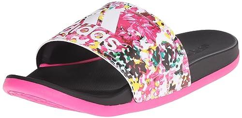 b1910b17b656 Adidas Performance Women s Adilette Supercloud Plus Graphic Slide Sandal