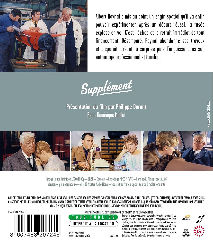 Amazon.com: Sous le signe du taureau [Blu-ray]: Cine y TV
