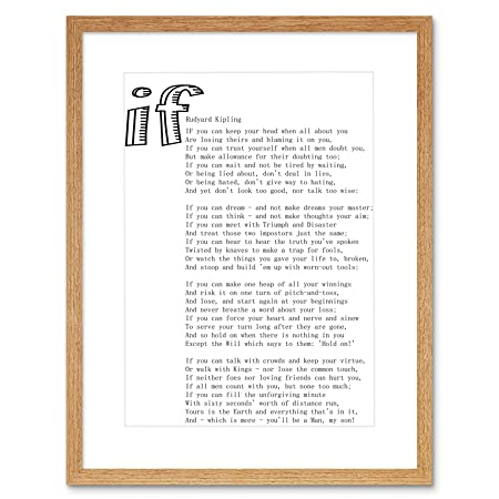 Have Hope Quote Poem Words Canvas Print Wall Art 20x30 inches New UK