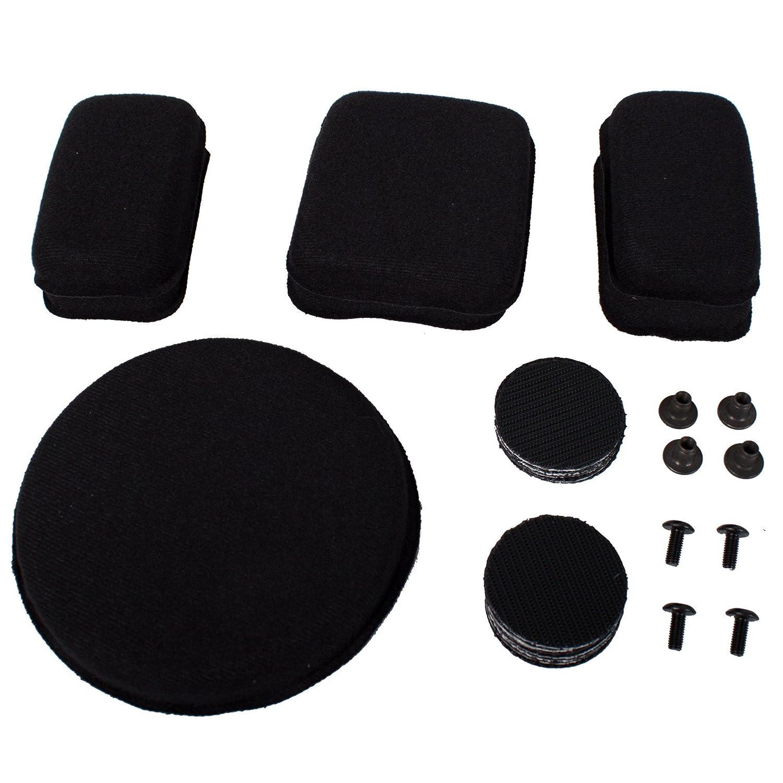 Grofa Gro/Ã/Ÿhandel fuer Fahrradteile GmbH Giro Saros//Athlon Helmet Pad Set