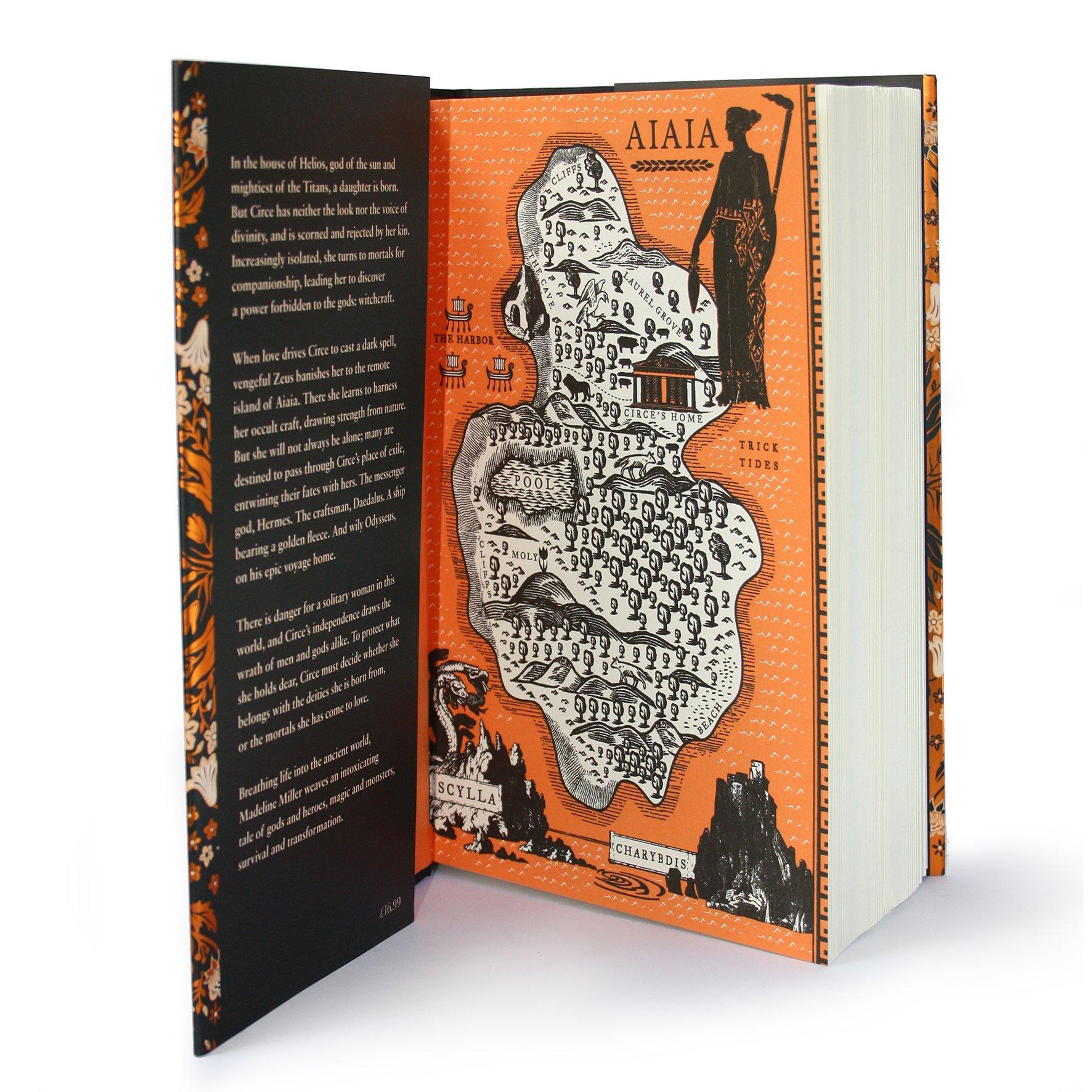 Buy Circe The International No 1 Bestseller Shortlisted