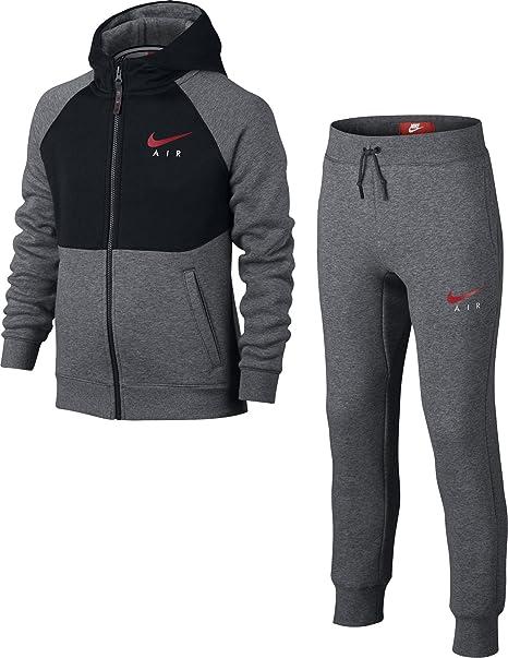 Nike B Nk Air TRK Suit Cuff BF - Chándal Niños: Amazon.es: Ropa y ...