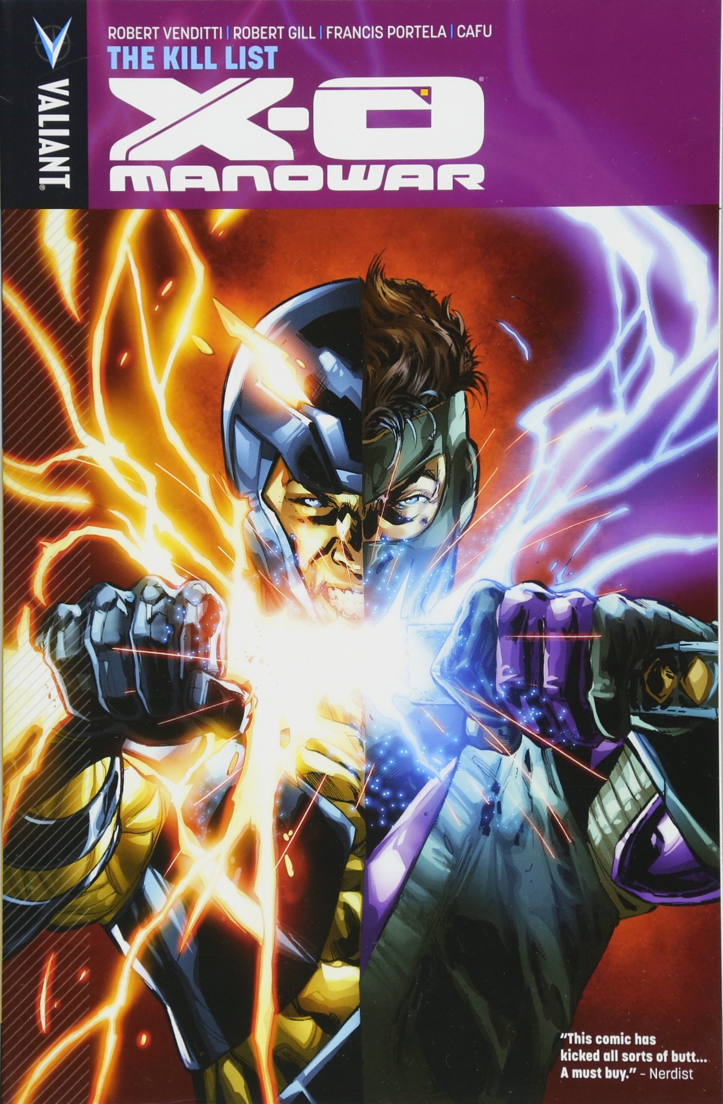 X-O Manowar Volume 11: The Kill List ebook