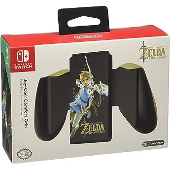 Power A Joy-Con - Comfort Grip Zelda BOTW (Nintendo Switch): Amazon.es: Videojuegos