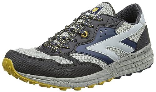 Hi-Tec Badwater - Zapatillas de Deporte Hombre: Amazon.es: Zapatos y complementos