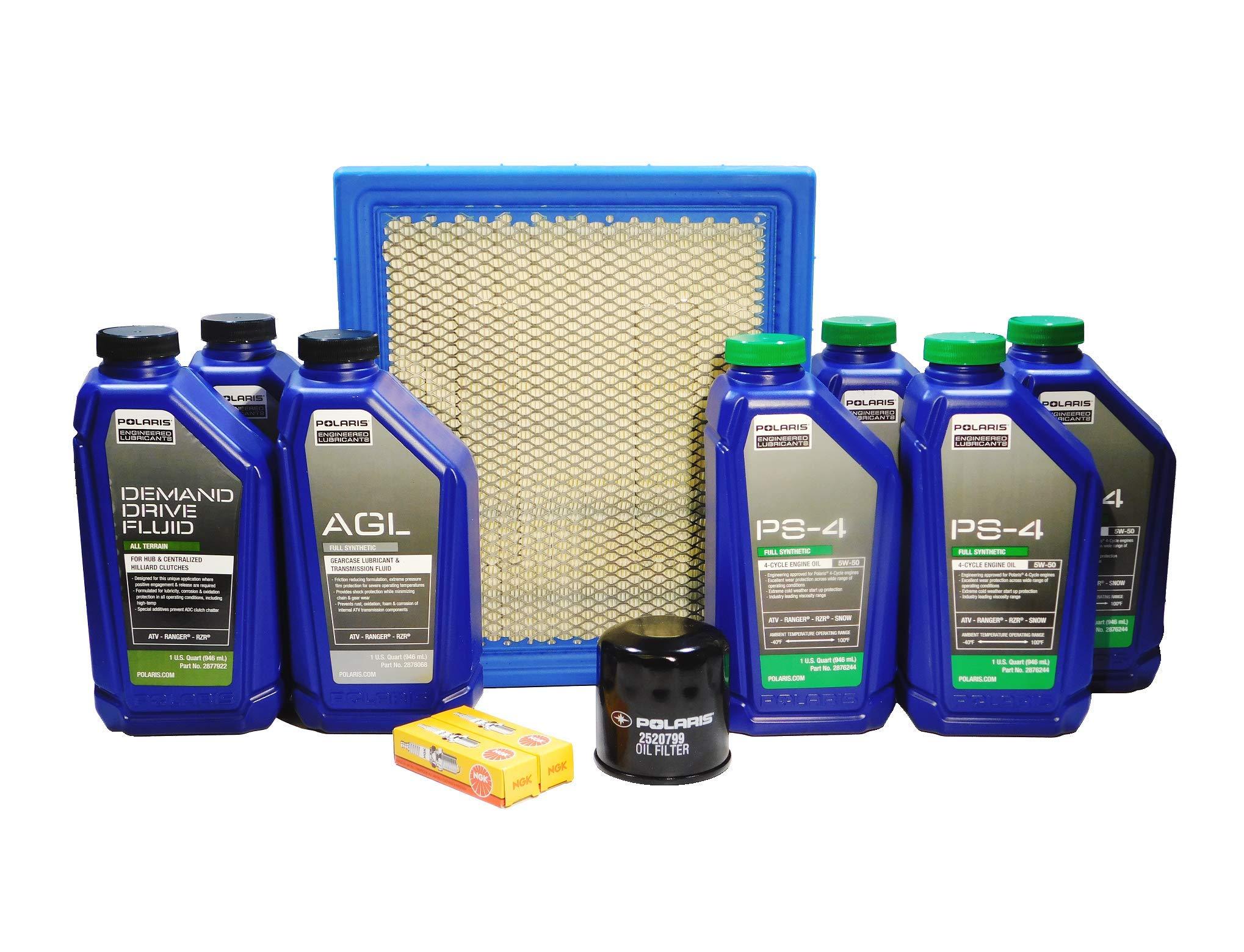 Polaris RZR XP900 RZR XP 900 OEM Complete Oil Change Service Kit POL01