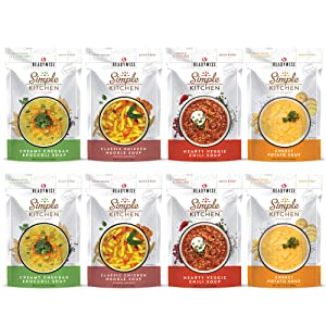 Simple Kitchen Variety Soup Pack (8)