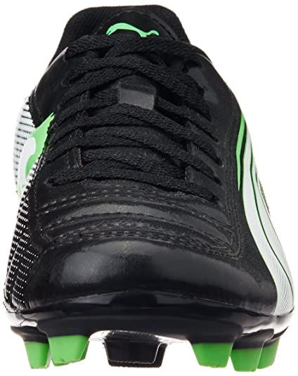 I V6 hommes FG Chaussure Foot NOIRBLANCVERT Puma 11 Crampons Y1fqwnU