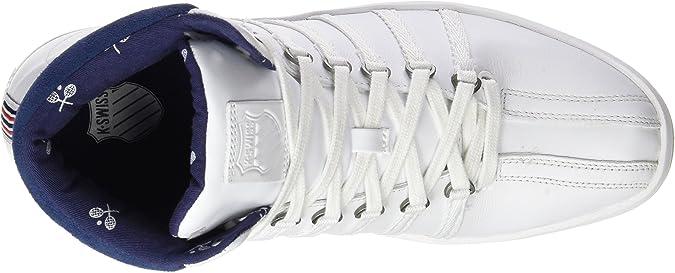 K-Swiss The Classic II Mid - Zapatillas Unisex: Amazon.es: Zapatos y complementos