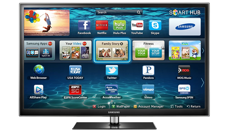 Amazon.com: Samsung PN64E550 64-Inch 1080p 600Hz 3D Slim Plasma HDTV ... for samsung flat screen tv price  45gtk