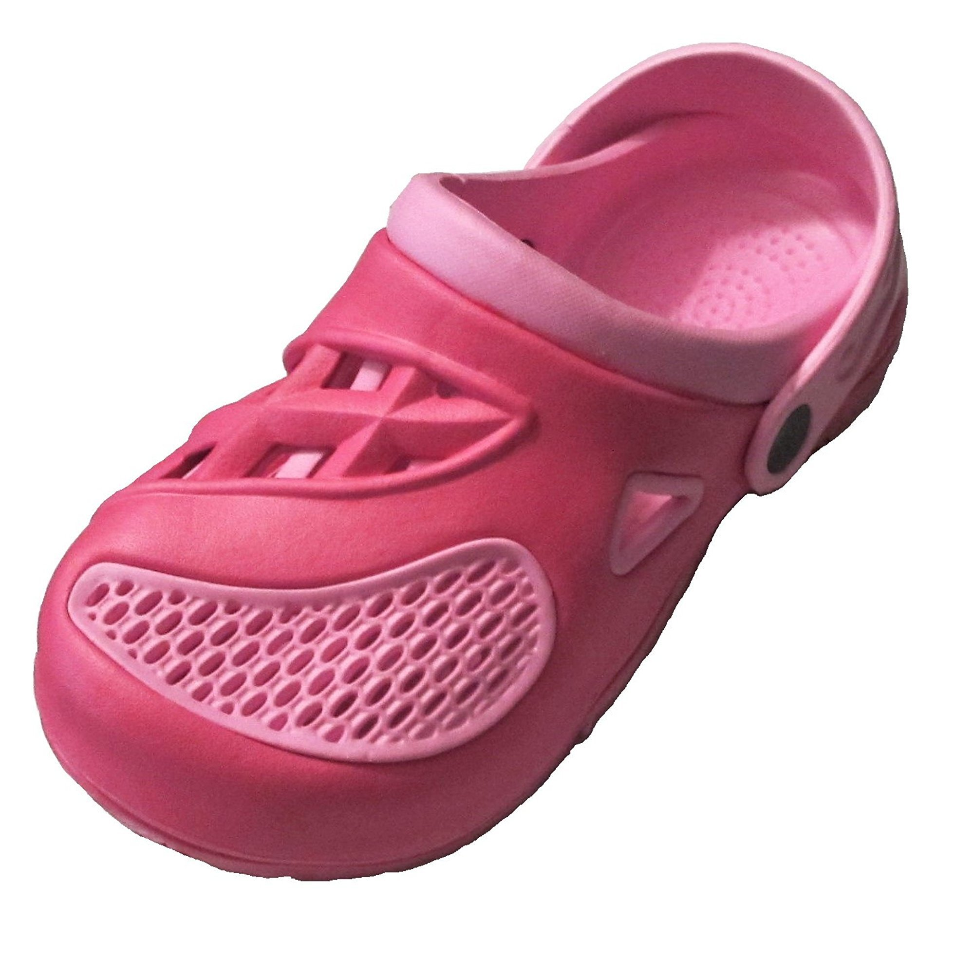 LIFEGUARD Brand Pink All Terrain Clogs (11/12)
