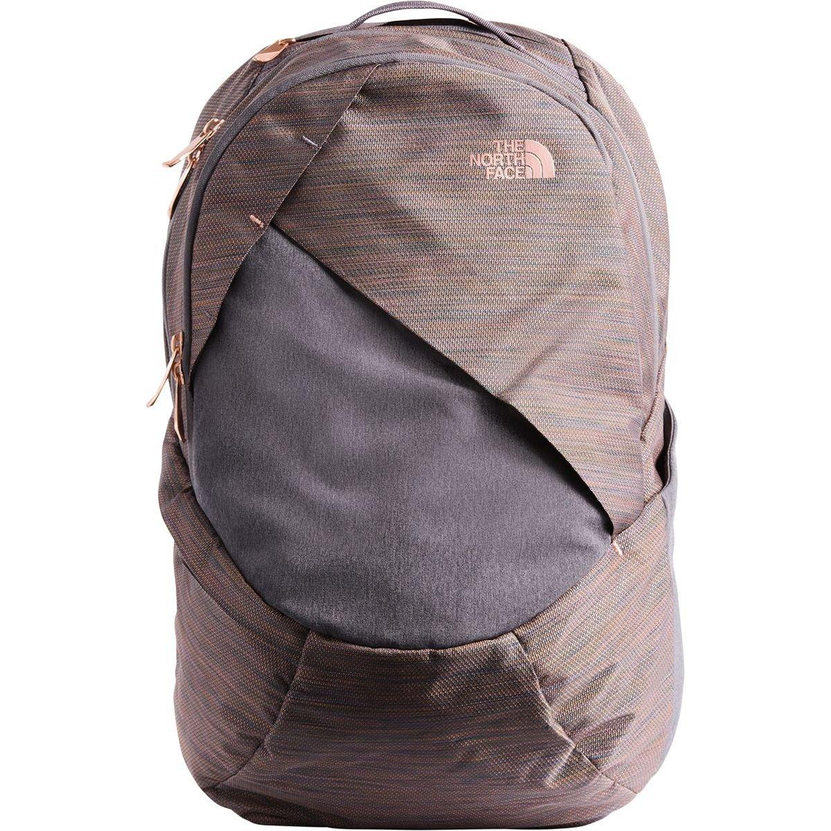 (ザノースフェイス) The North Face Isabella 21L Backpack - Women'sレディース バックパック リュック Rabbit Grey Copper Melange [並行輸入品] B07F9T38P9  One Size