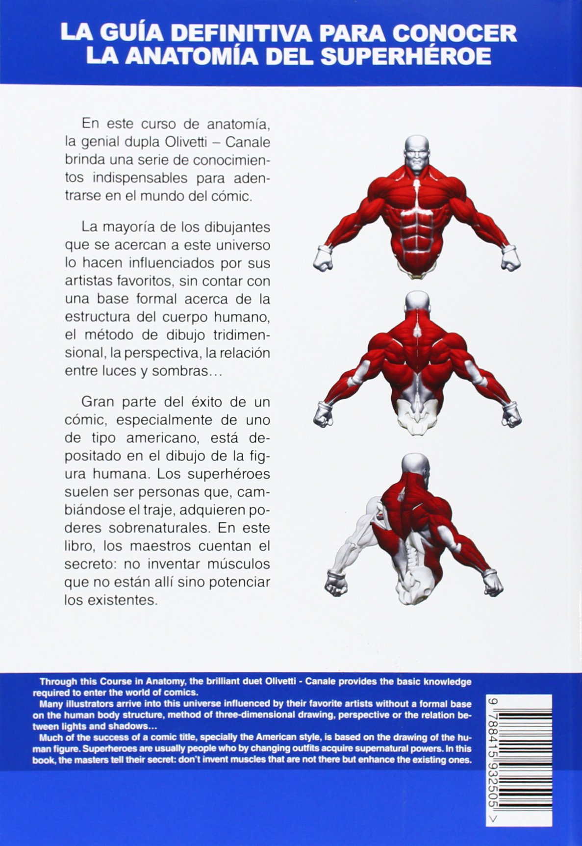 Aprende a dibujar cómic: anatomía de superhérores: Ariel ...